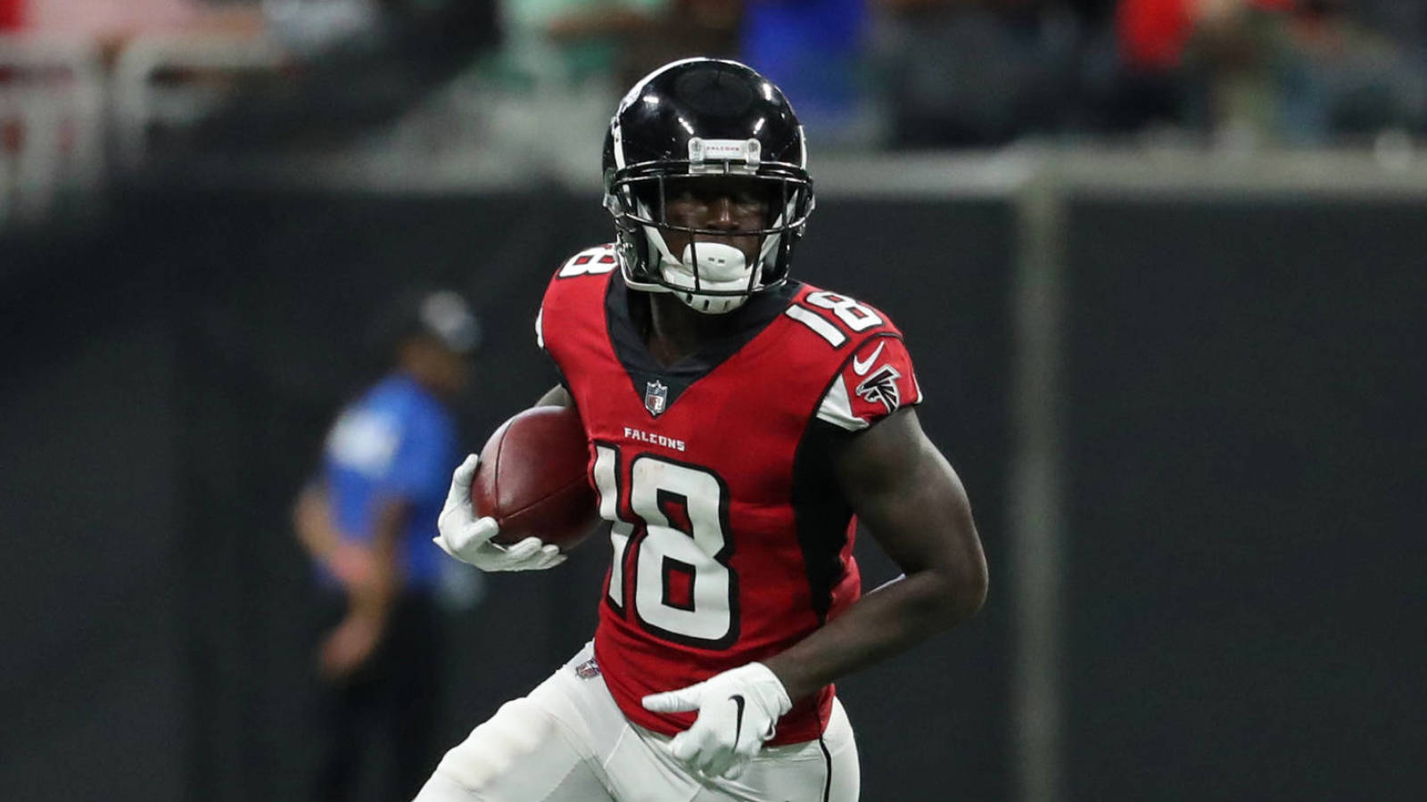 Watch Matt Ryan Connects With Calvin Ridley On 75 Yard Td Yardbarker