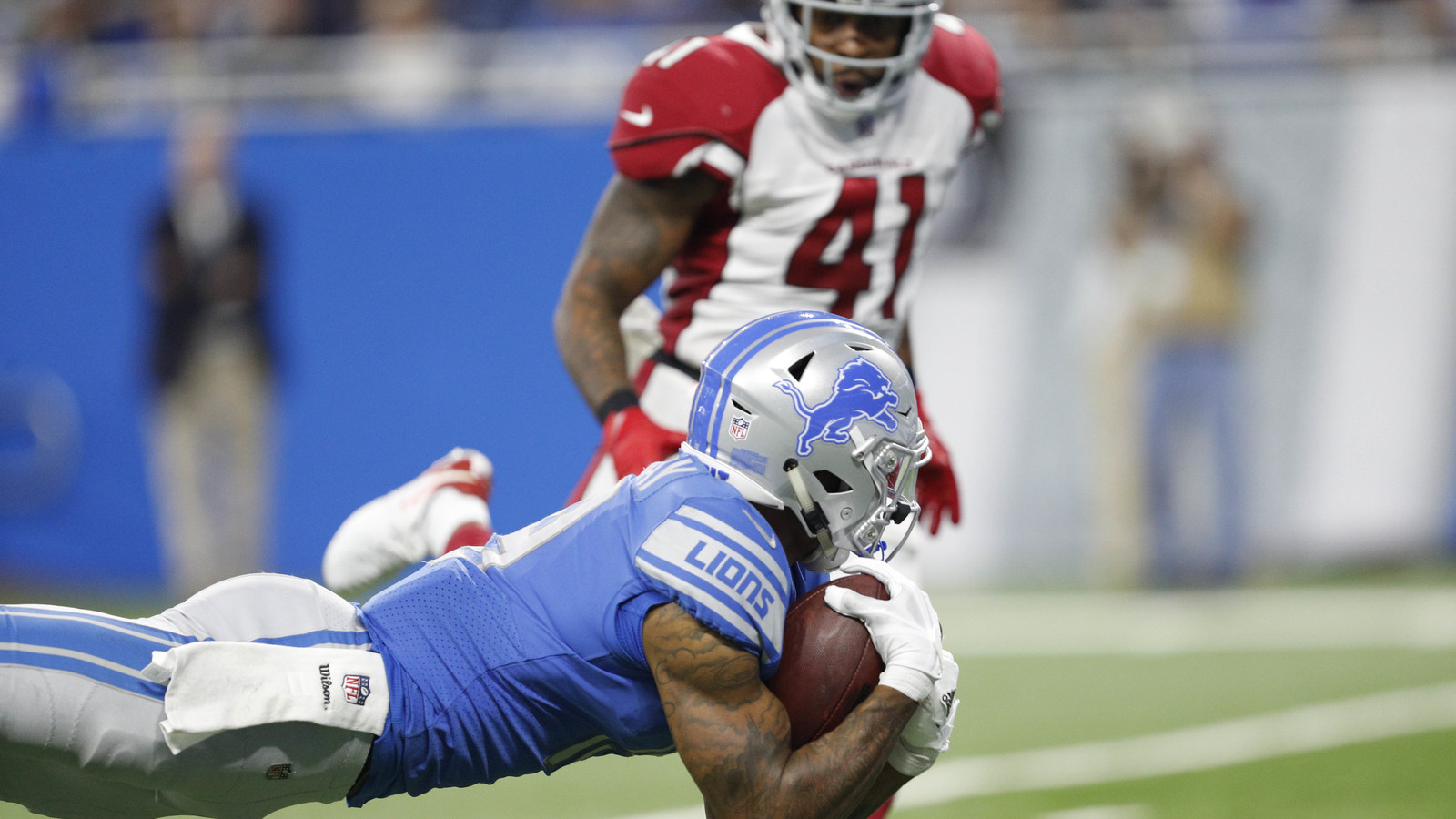 Detroit Lions: Matthew Stafford's 4 TDs key rally, win over Arizona Cardinals