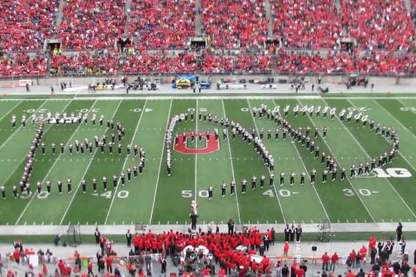 WATCH: OSU's amazing Michael Jackson-themed halftime show ...