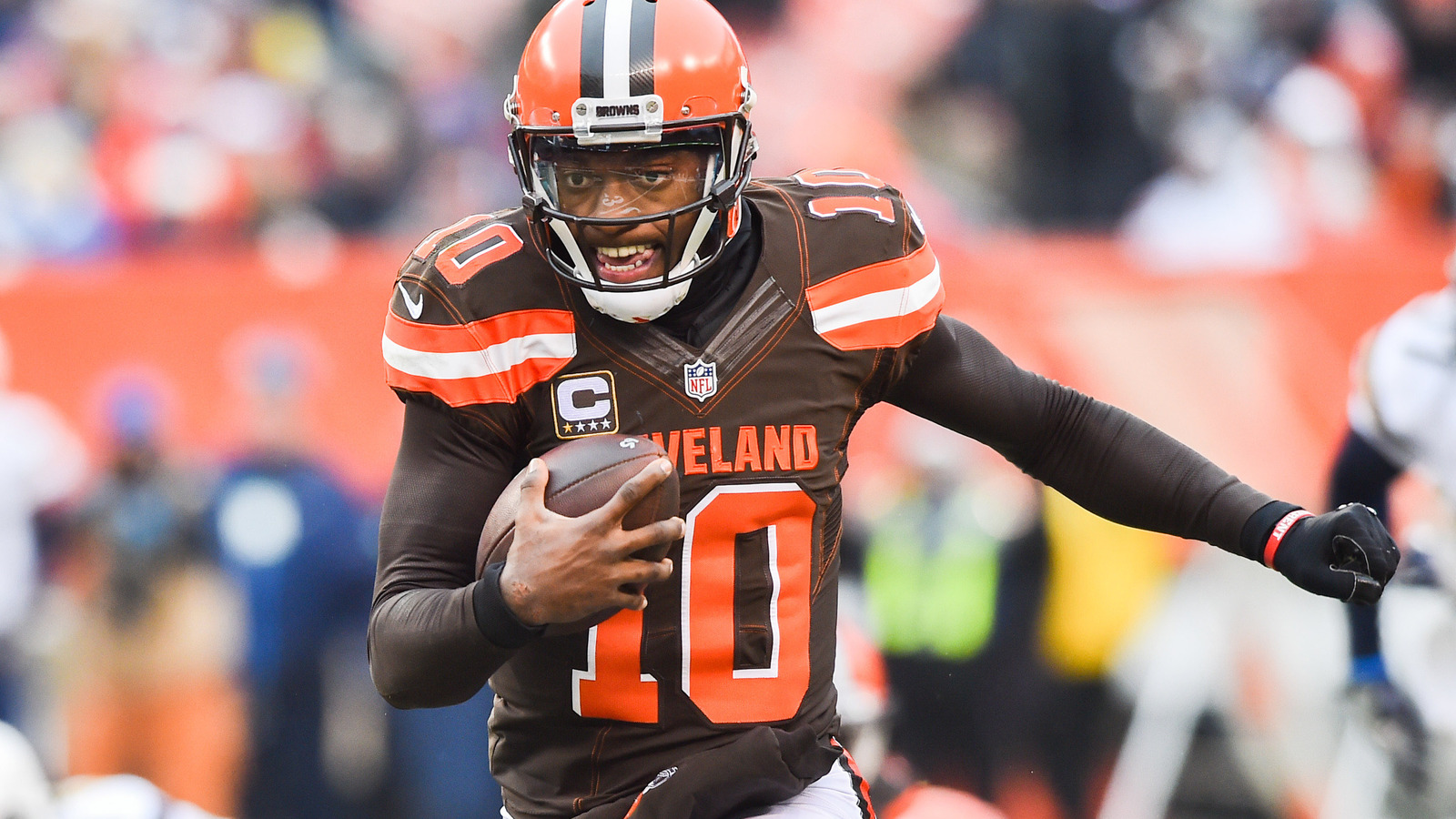robert griffin Cleveland browns qb robert griffin iii guides the team to their first win of the 2016 nfl season in week 16 versus the san diego chargers subscribe to nfl:.