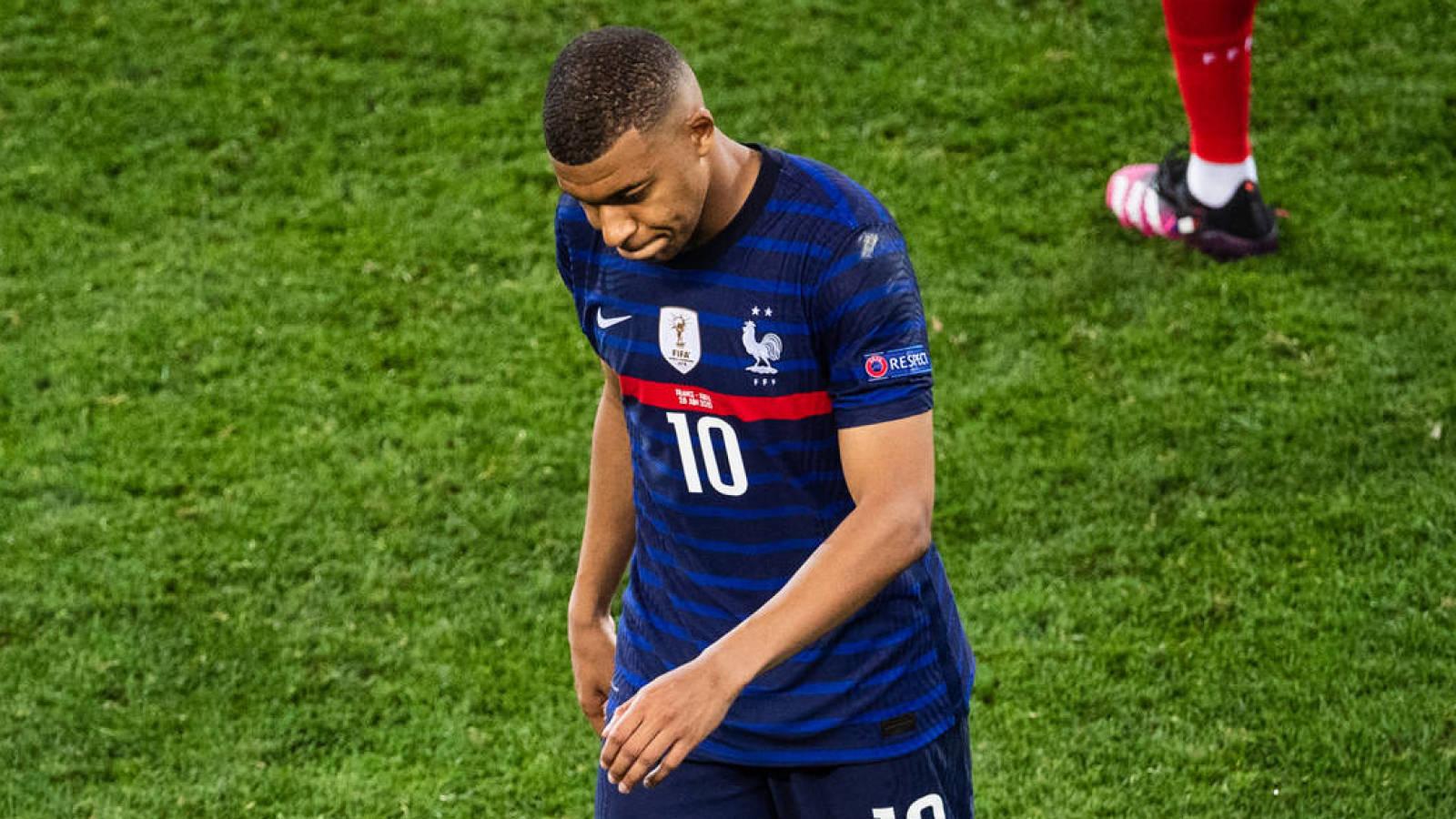 Kylian Mbappé enters his redemption arc