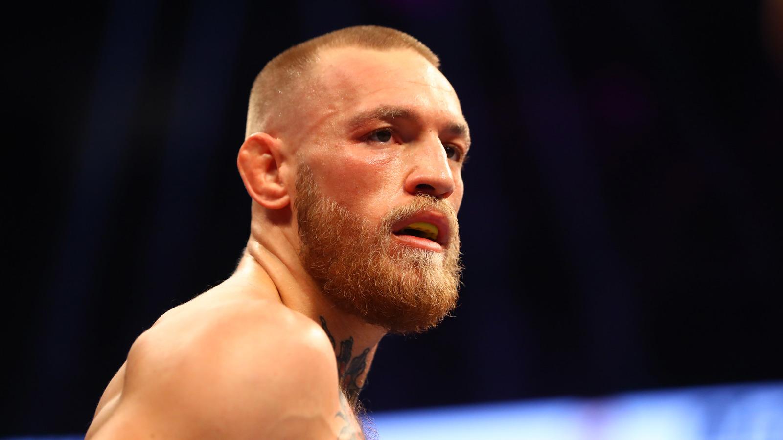 Conor McGregor in legal battle over filing of several trademarks