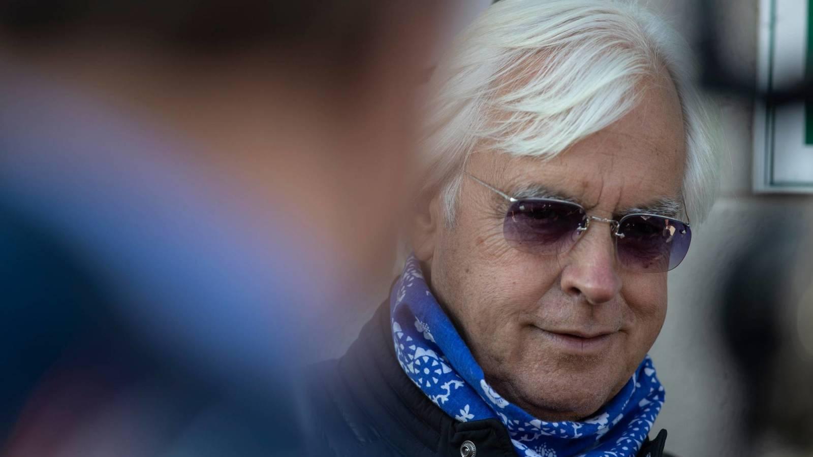 Churchill Downs suspends coach Bob Baffert for two years
