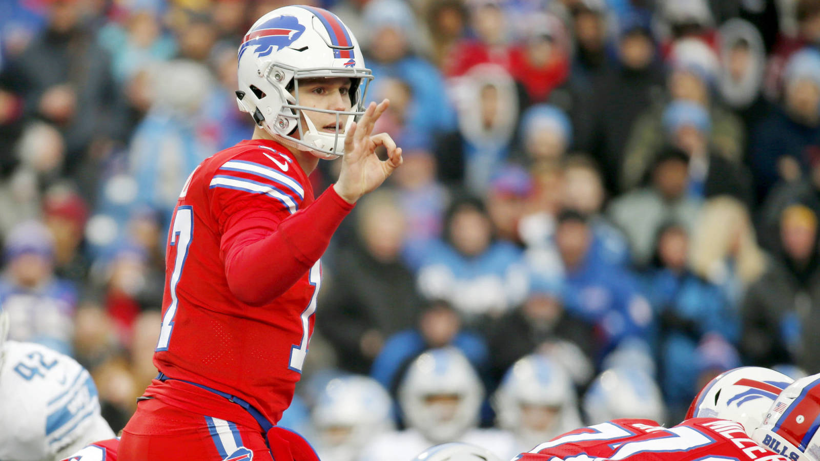 Bills Qb Josh Allen Had Funny Gaffe During Team Meetings On Zoom Yardbarker