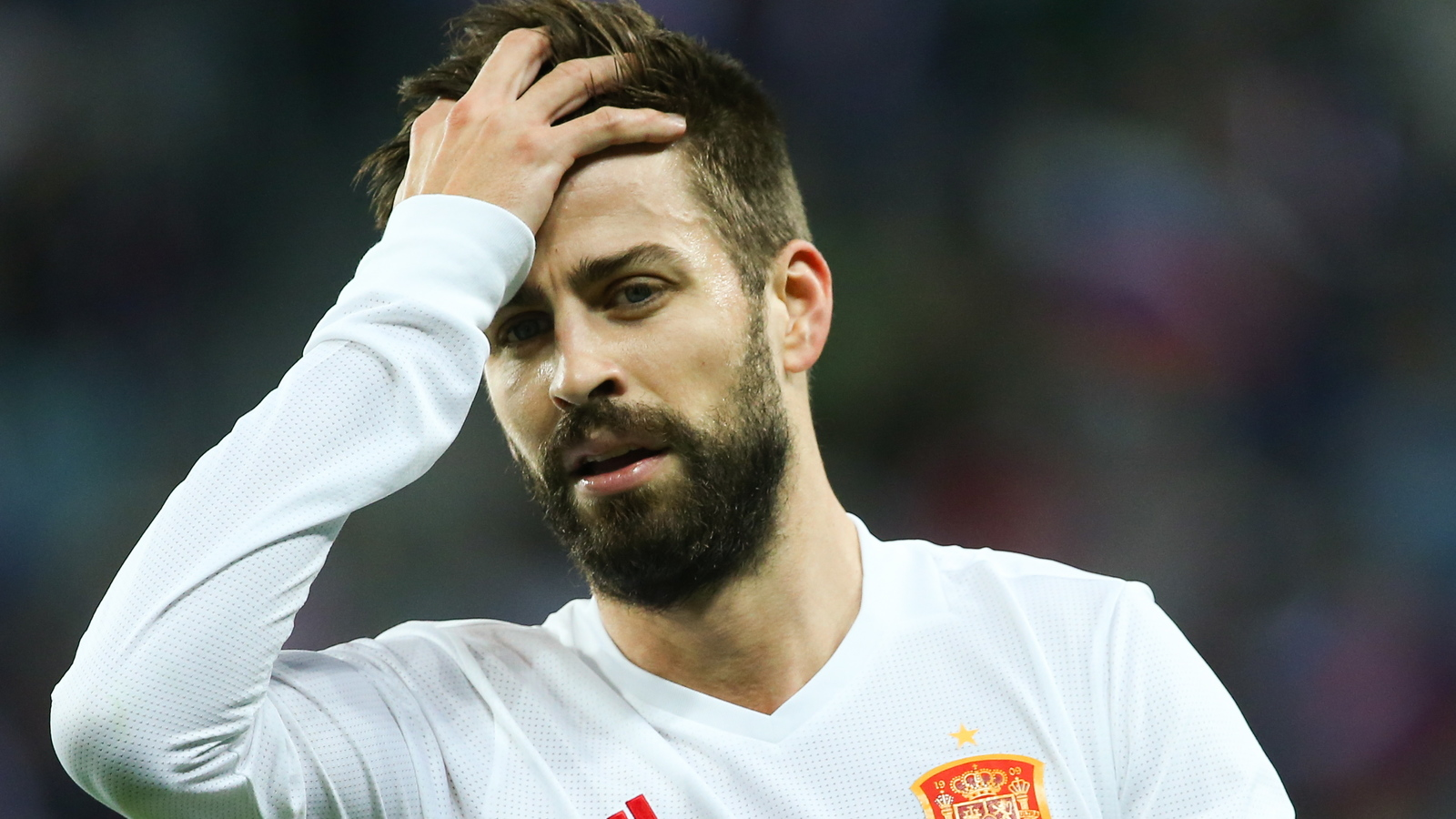 Spain Threatened With World Cup Expulsion Over Warning Against Government Interference