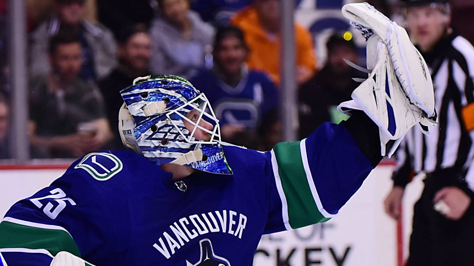 Jacob Markstrom Hopes To Sign Extension In Vancouver Yardbarker