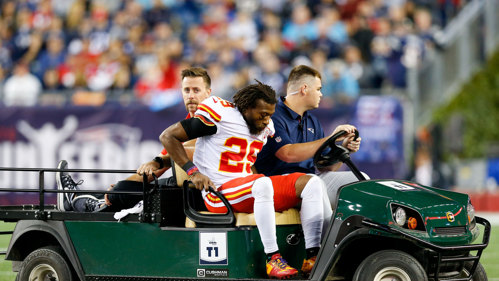 Andy Reid Eric Berry may have torn Achilles tendon