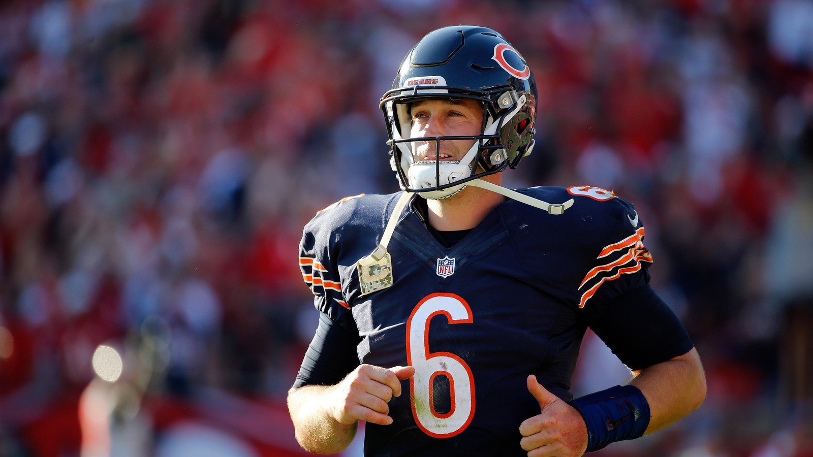 Report jay cutler close to deal with dolphins needs for Knights landing fishing report