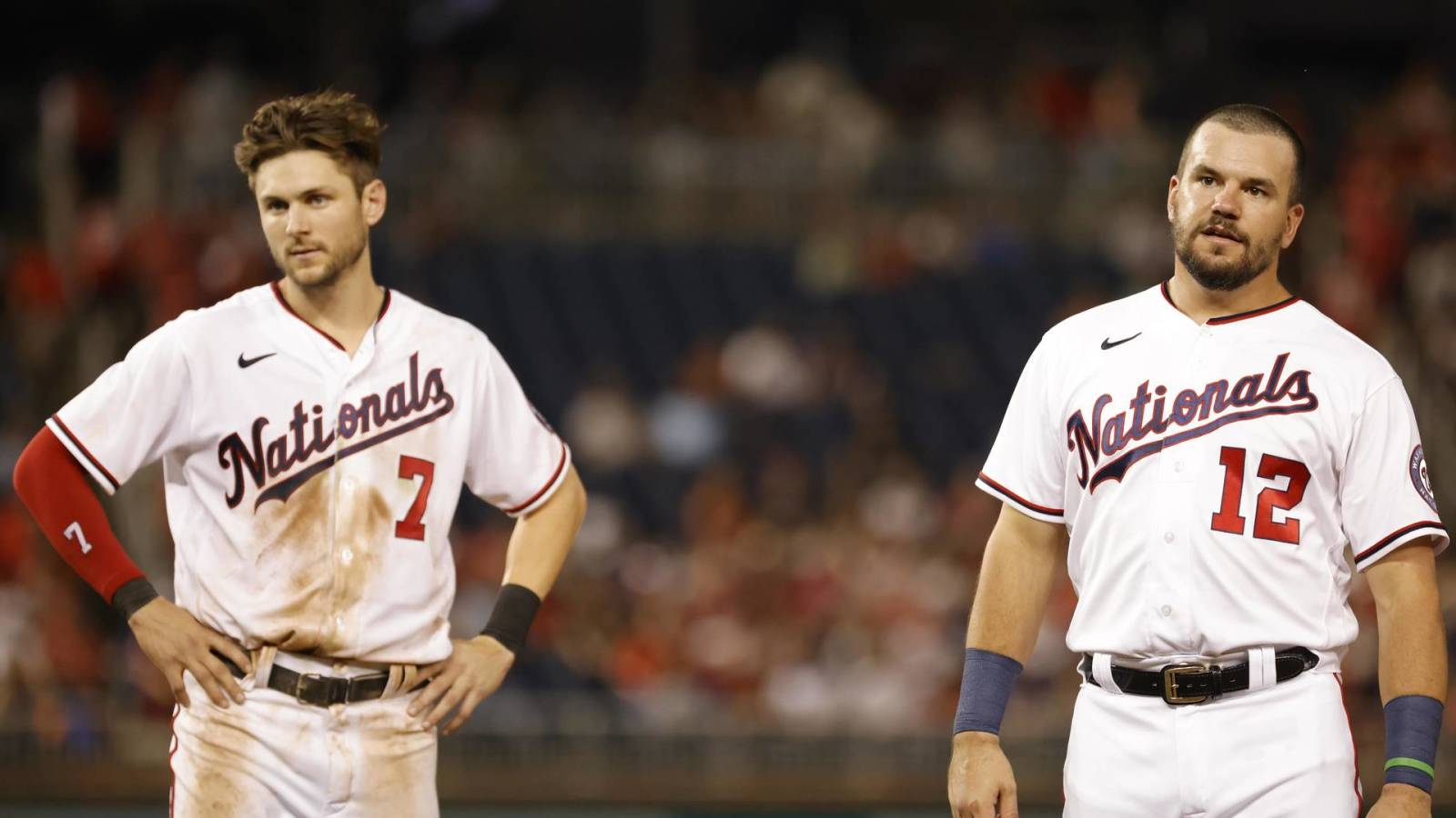 Recurring shortage of depth makes Nationals a team to be reckoned with