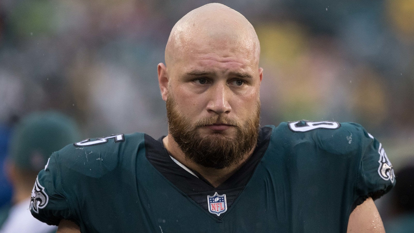 Lane Johnson lauded for perfect technique on toss of Von Miller