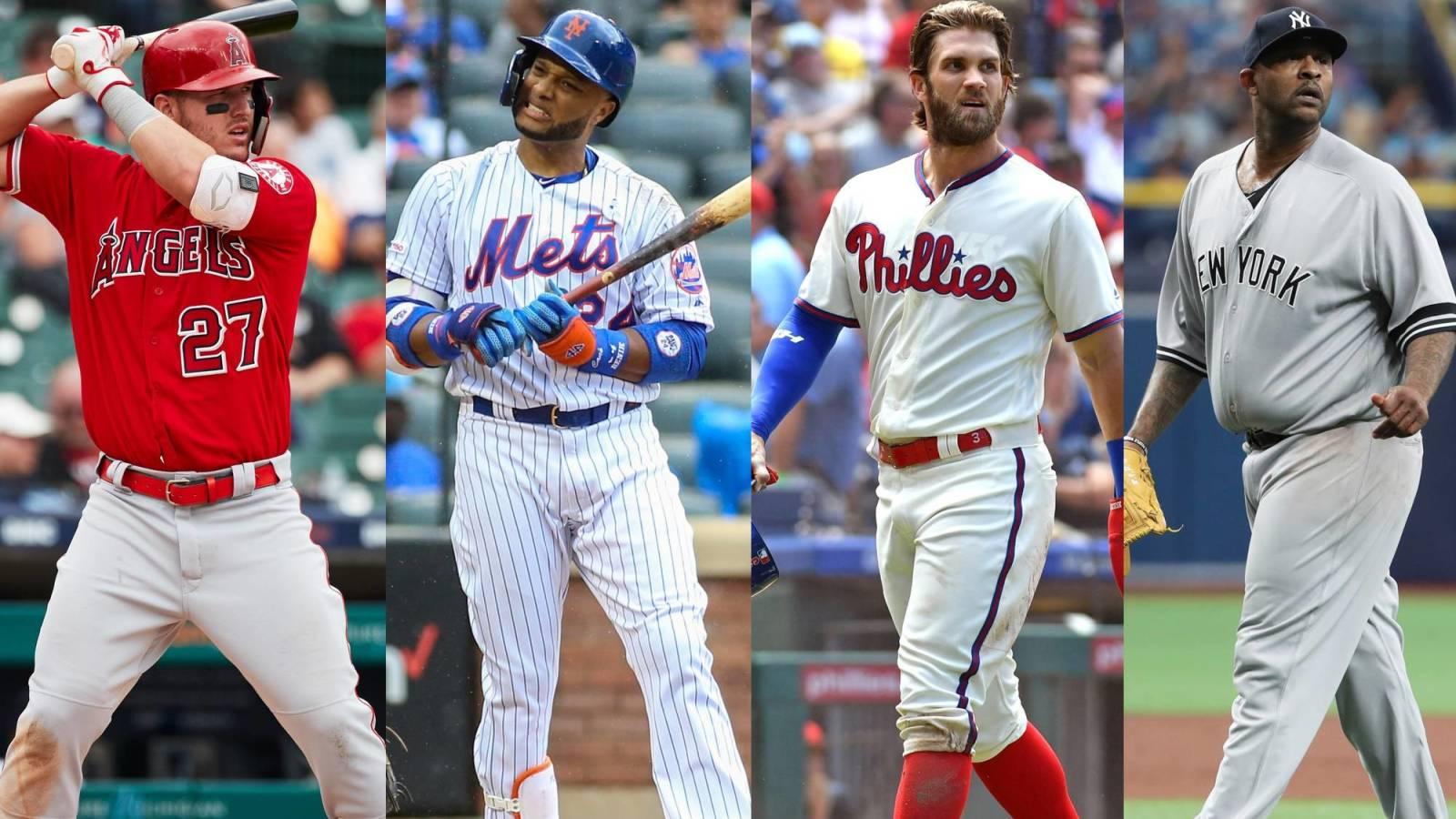 Yardbarker's Ultimate MLB Hall of Fame tiers