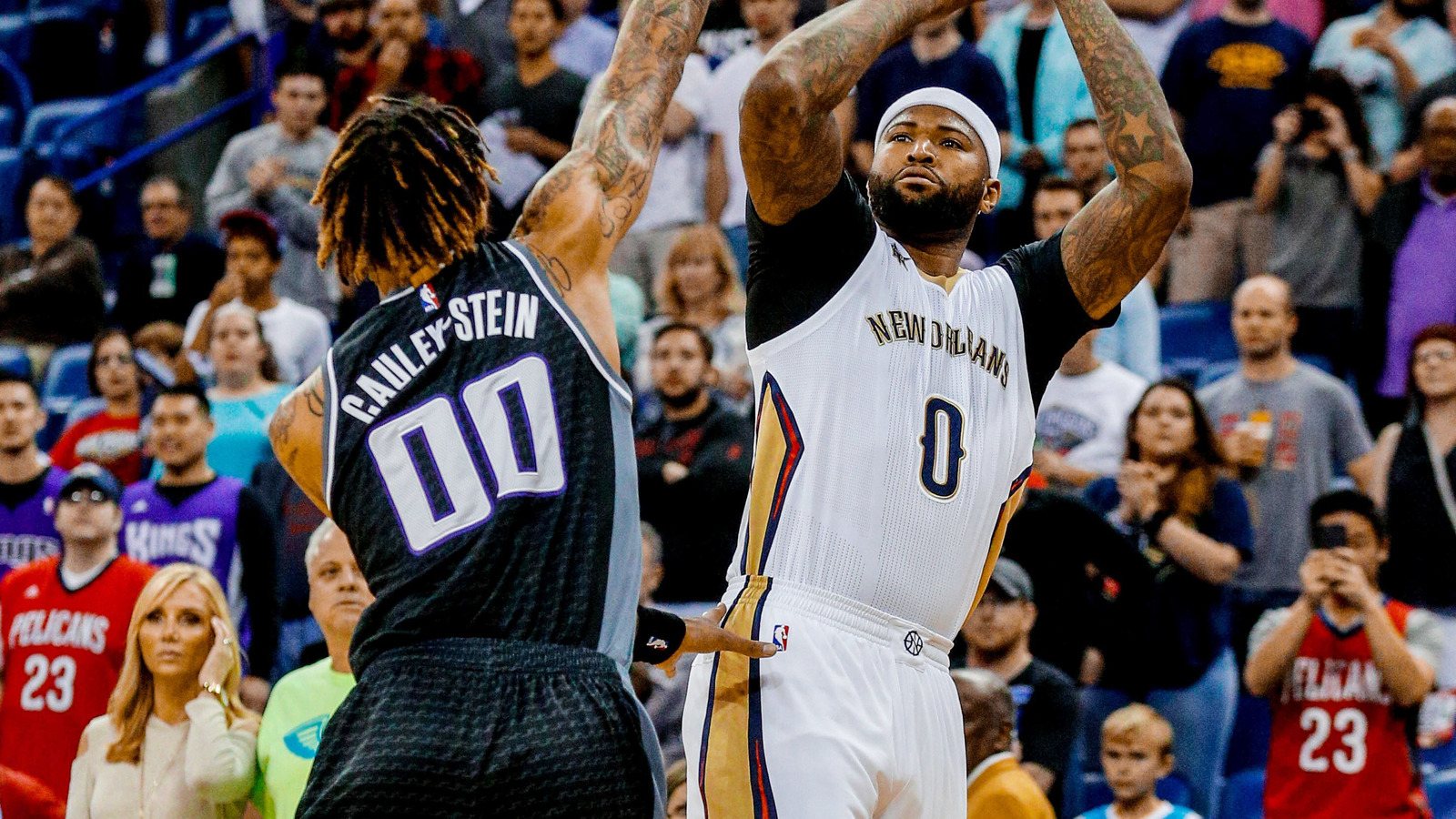 Thinner DeMarcus Cousins feels best I have my whole career
