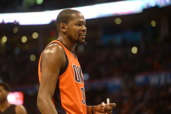 Report hiring scott brooks could help knicks land durant for Knights landing fishing report