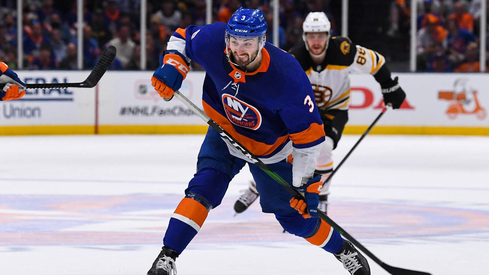 Islanders sign D Adam Pelech for eight years and $ 46 million