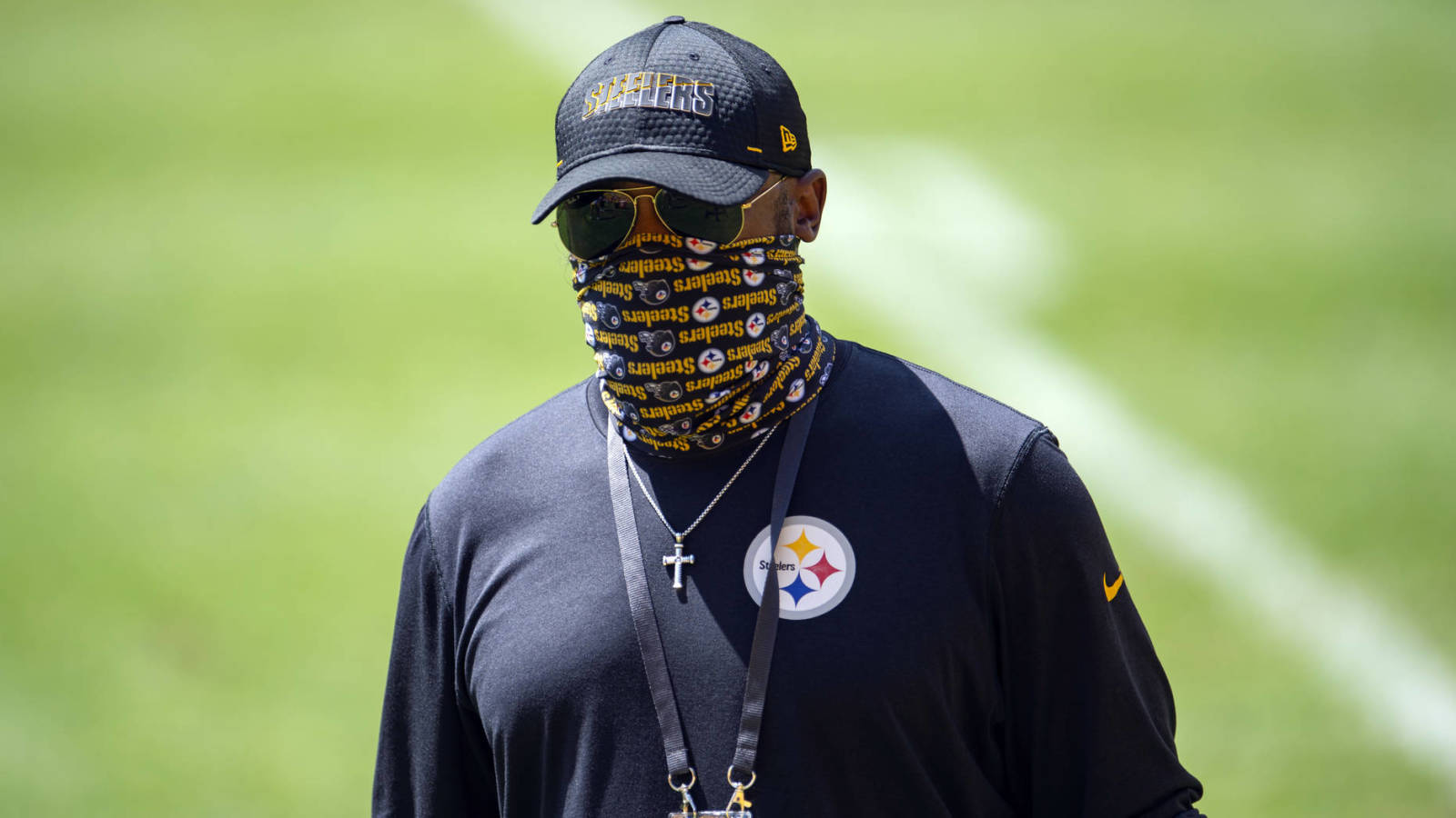 Report: Steelers head coach Mike Tomlin diagnosed with COVID-19