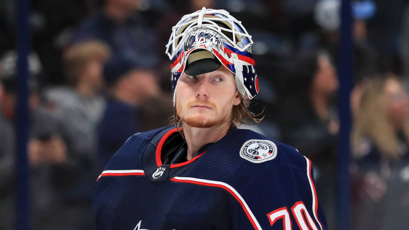 Blue Jackets send goalie Joonas Korpisalo to AHL on conditioning loan