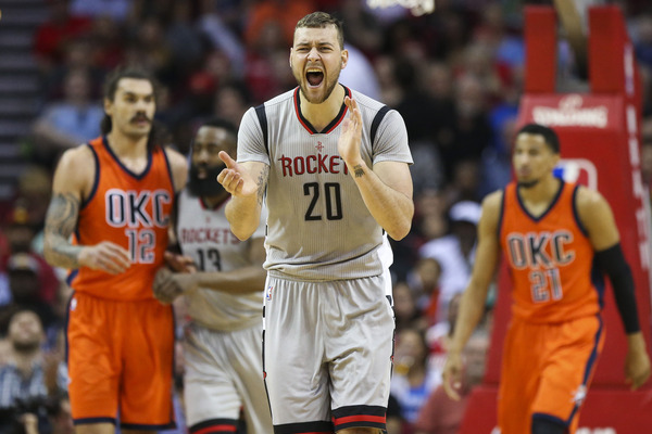 Rockets, PF Motiejunas agree to 4-year deal