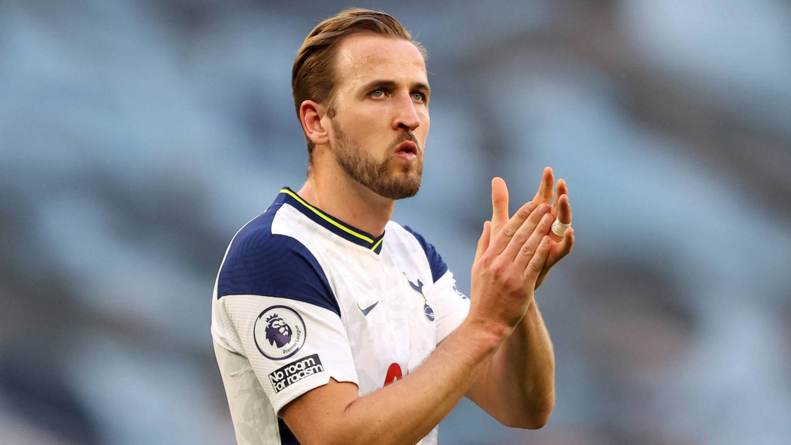Could Kane play for Tottenham vs. Manchester City?