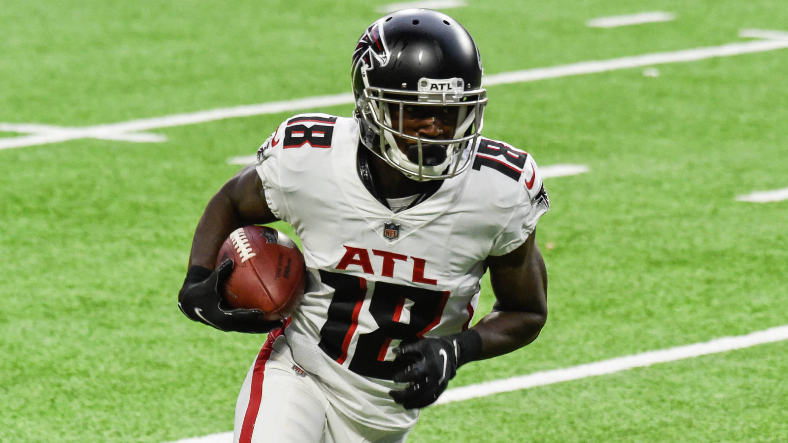 Ridley exits Falcons minicamp after minor foot surgery