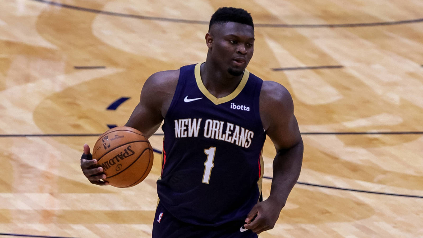 Does Zion Williamson's family want him out of New Orleans?