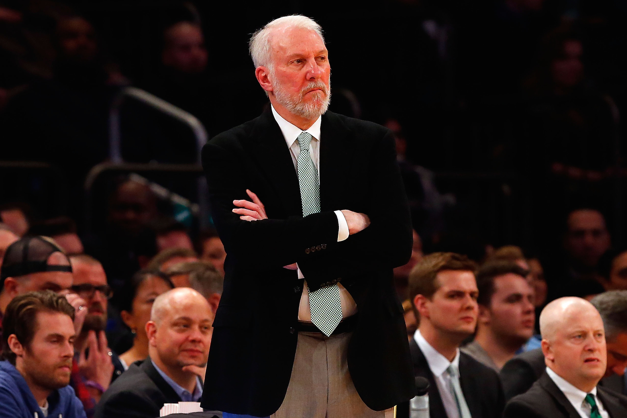 Lebron james continues to state case that gregg popovich is the best coach ever foxsports com - Gregg Popovich