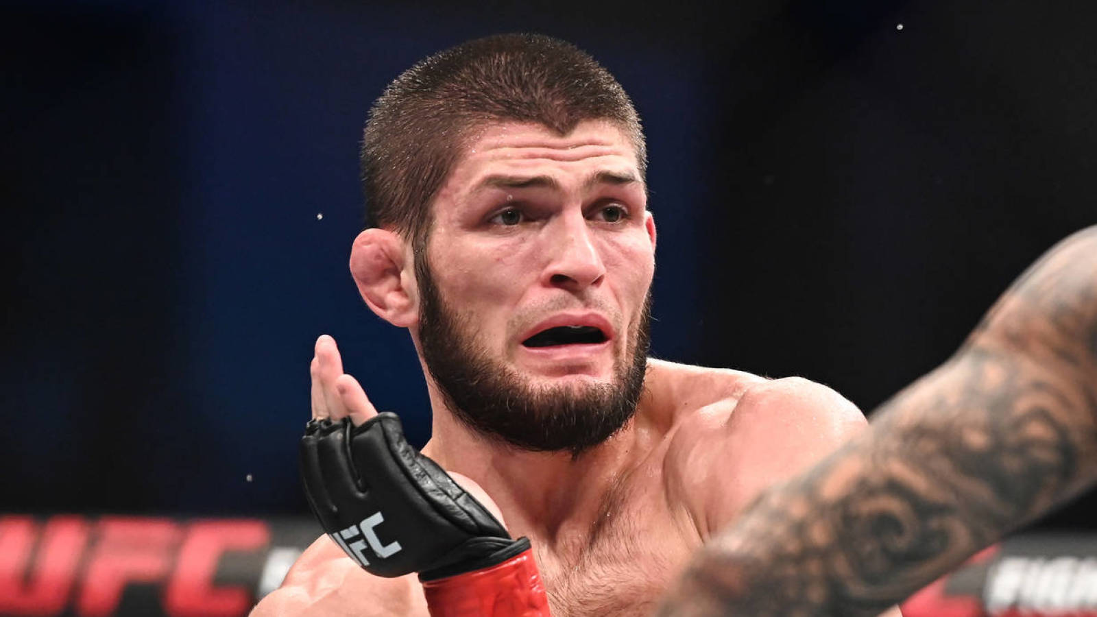 Father of UFC's Khabib Nurmagomedov dies from coronavirus complications