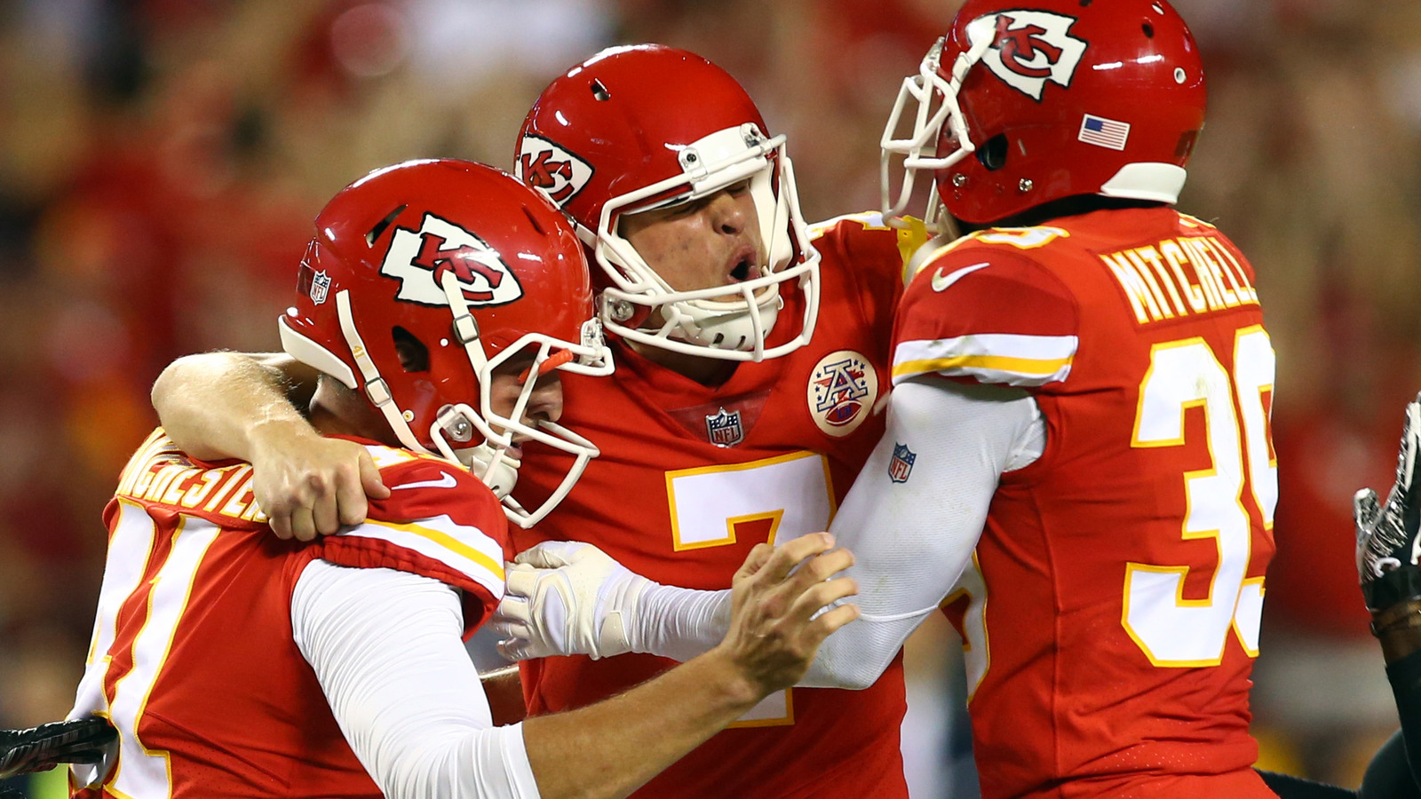 Wild last play in chiefs redskins game results in horrible for Motor city bad beat
