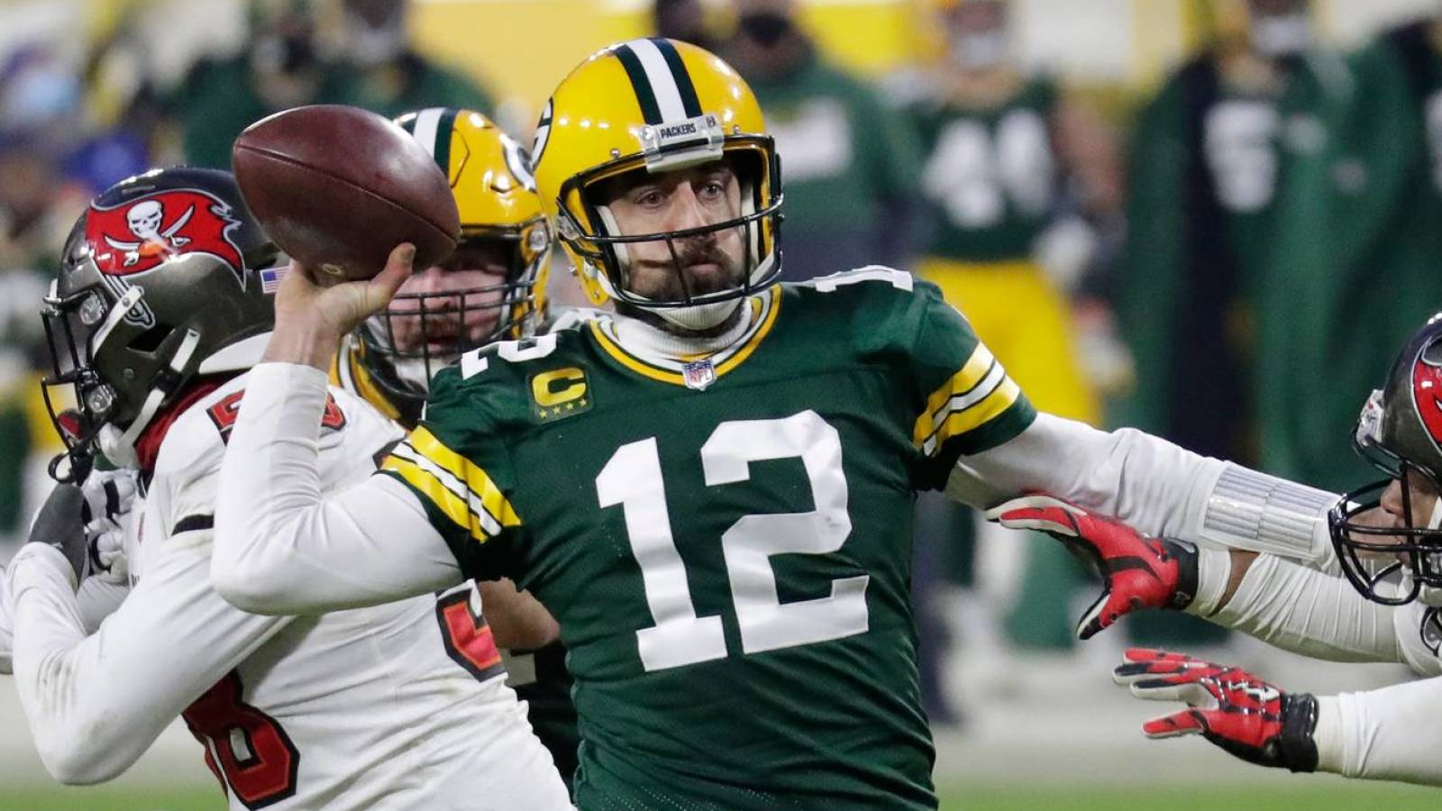 NFL teams reportedly monitoring Broncos 'very closely' for Aaron Rodgers trade - Yardbarker