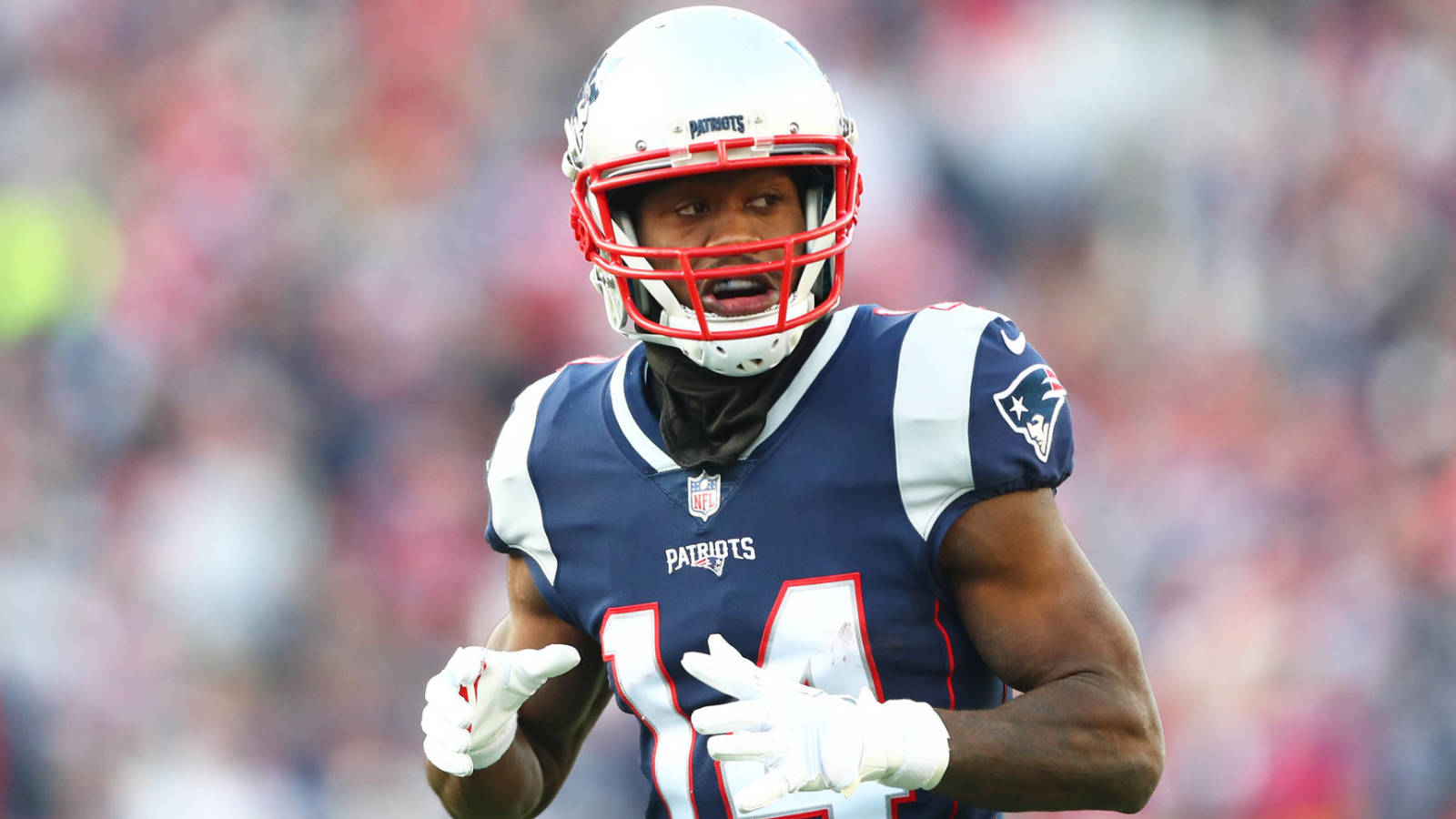 Patriots trade brandin cooks to the rams won 39 t trade for Knights landing fishing report