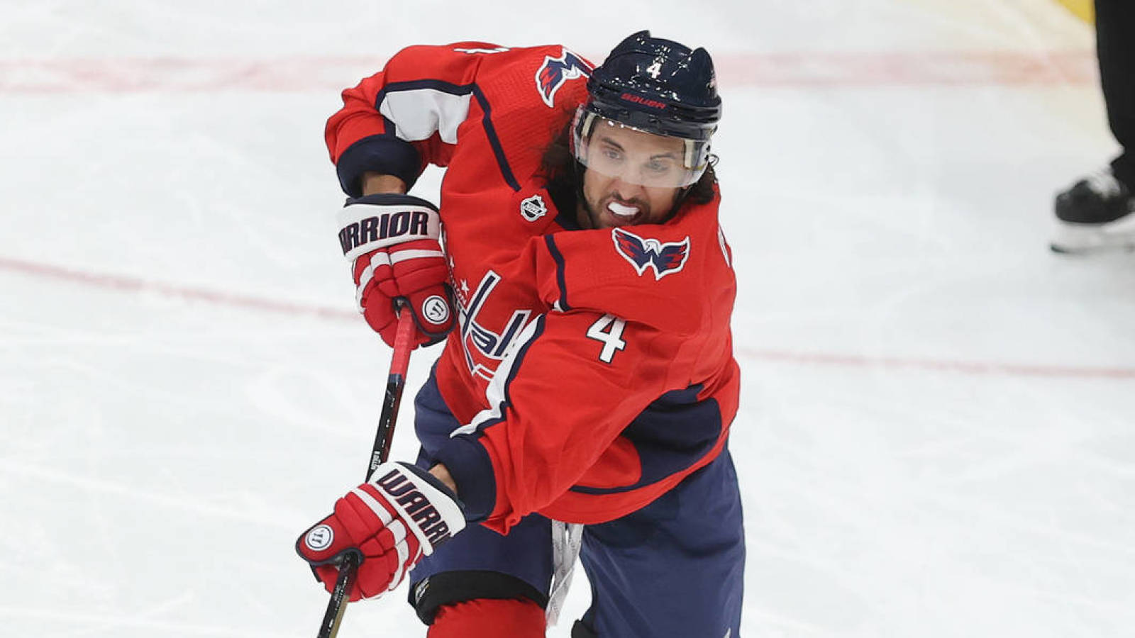 Capitals pursuing new deal with Brenden Dillon