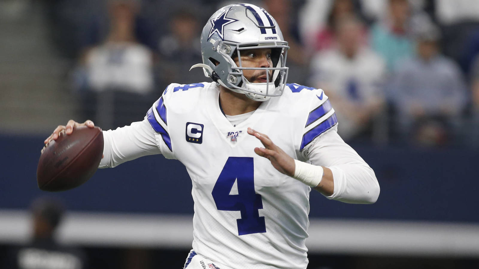 Dak Prescott, Cowboys have not talked contract in months