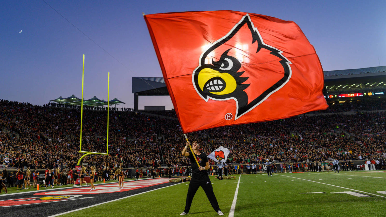 Confessions of a College Football Disc Jockey: How DJ K-Dogg keeps Louisville lit