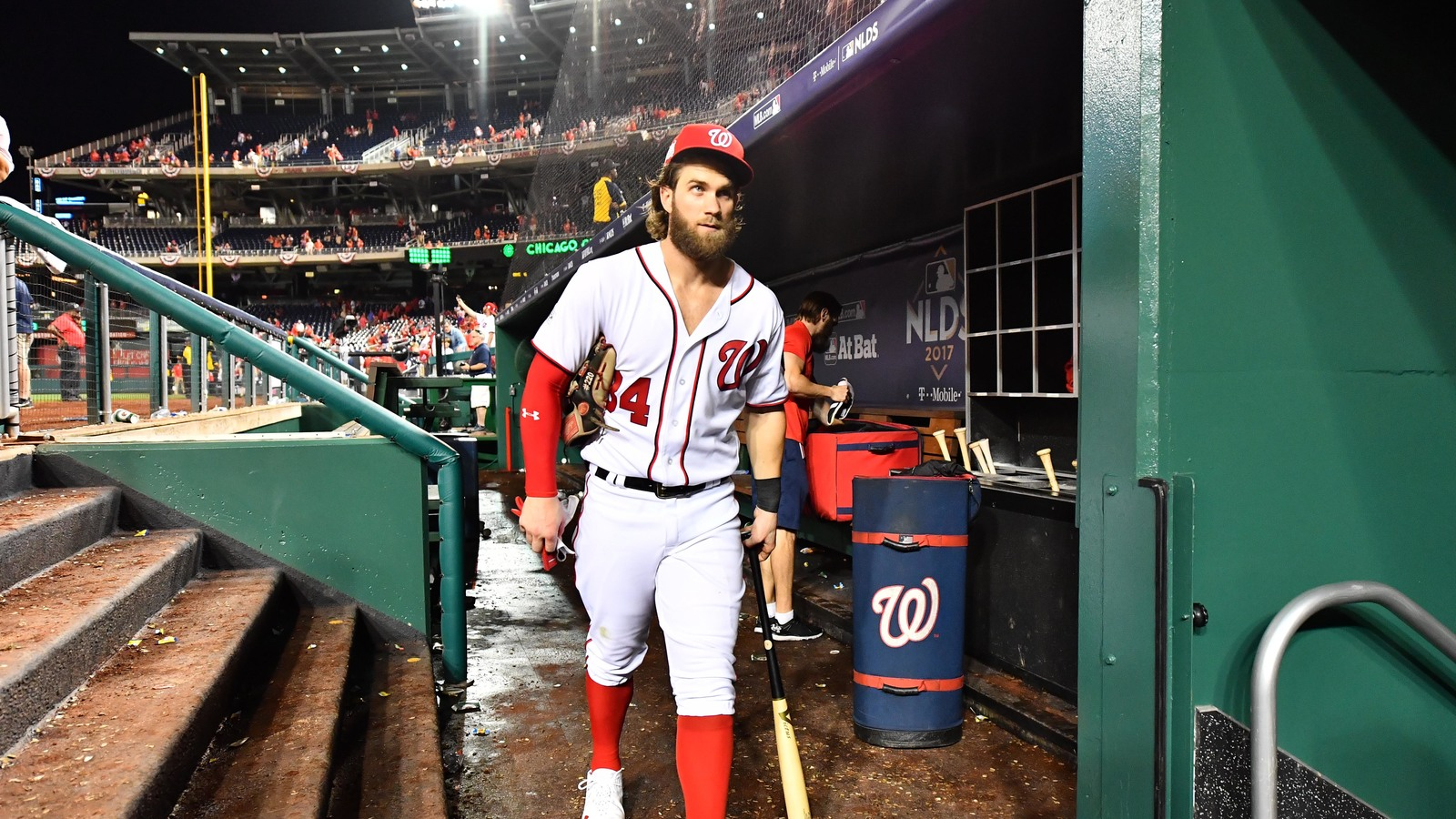 Washington Nationals Right Fielder Bryce Harper Is Scheduled To Be A Free Agent In 2018 Brad Mills USA TODAY Sports