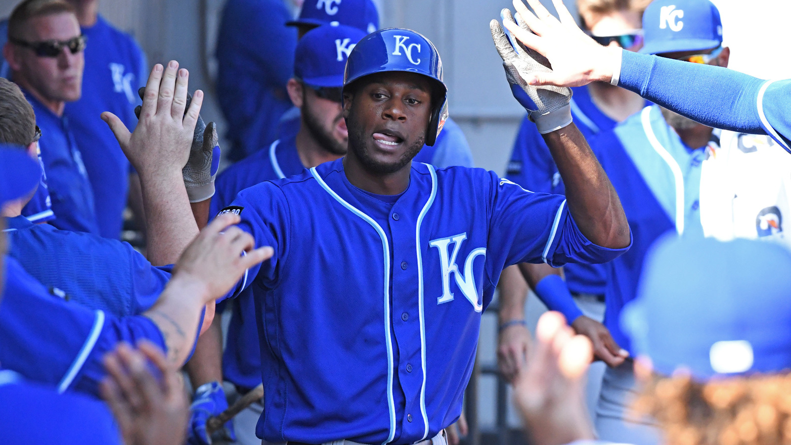 Giants still pursuing lorenzo cain andrew mccutchen for Knights landing fishing report