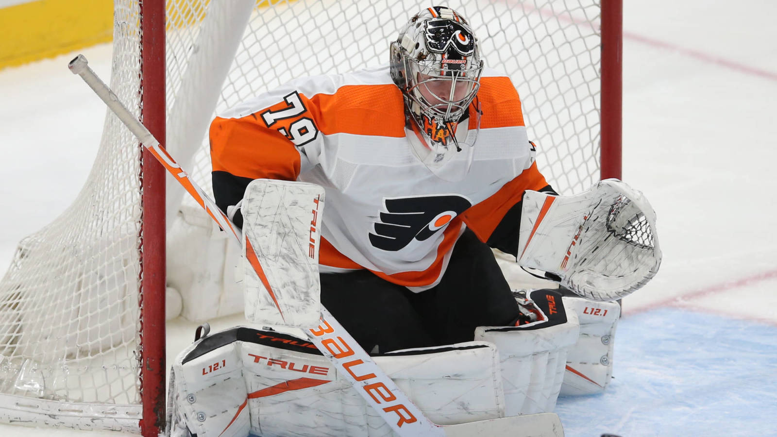 Flyers sign Carter Hart to three-year, $ 11.9 million extension