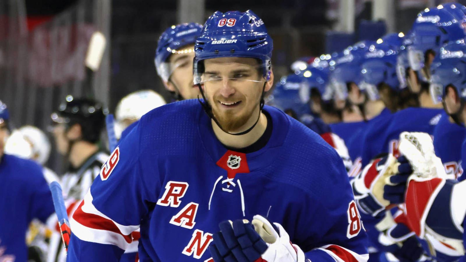 St. Louis Blues Acquires Pavel Buchnevich From Rangers