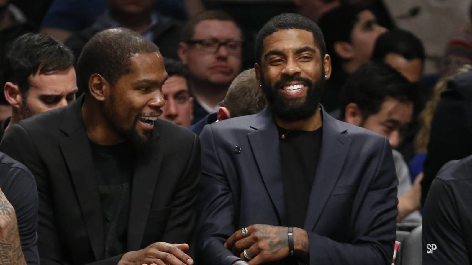 Nets' Kevin Durant, Kyrie Irving won't play vs. Grizzlies