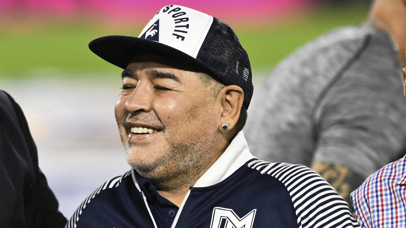 Argentina soccer legend Diego Maradona dead at 60