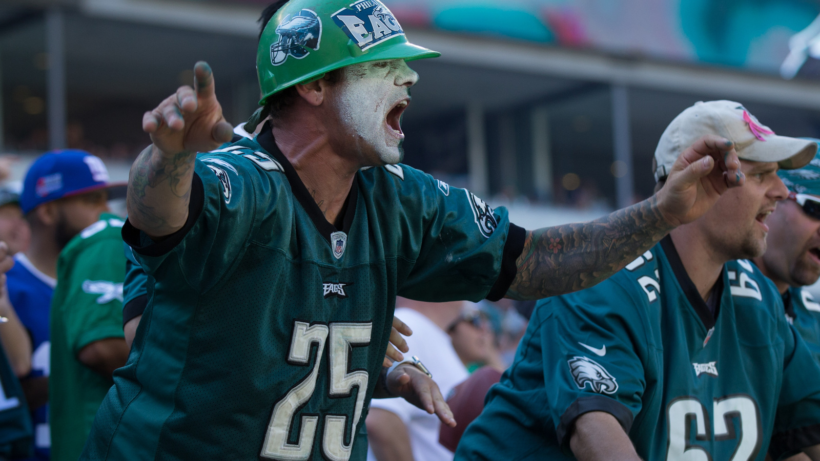 philly fans Relive some of the more unfortunate times of philly fans misbehaving.