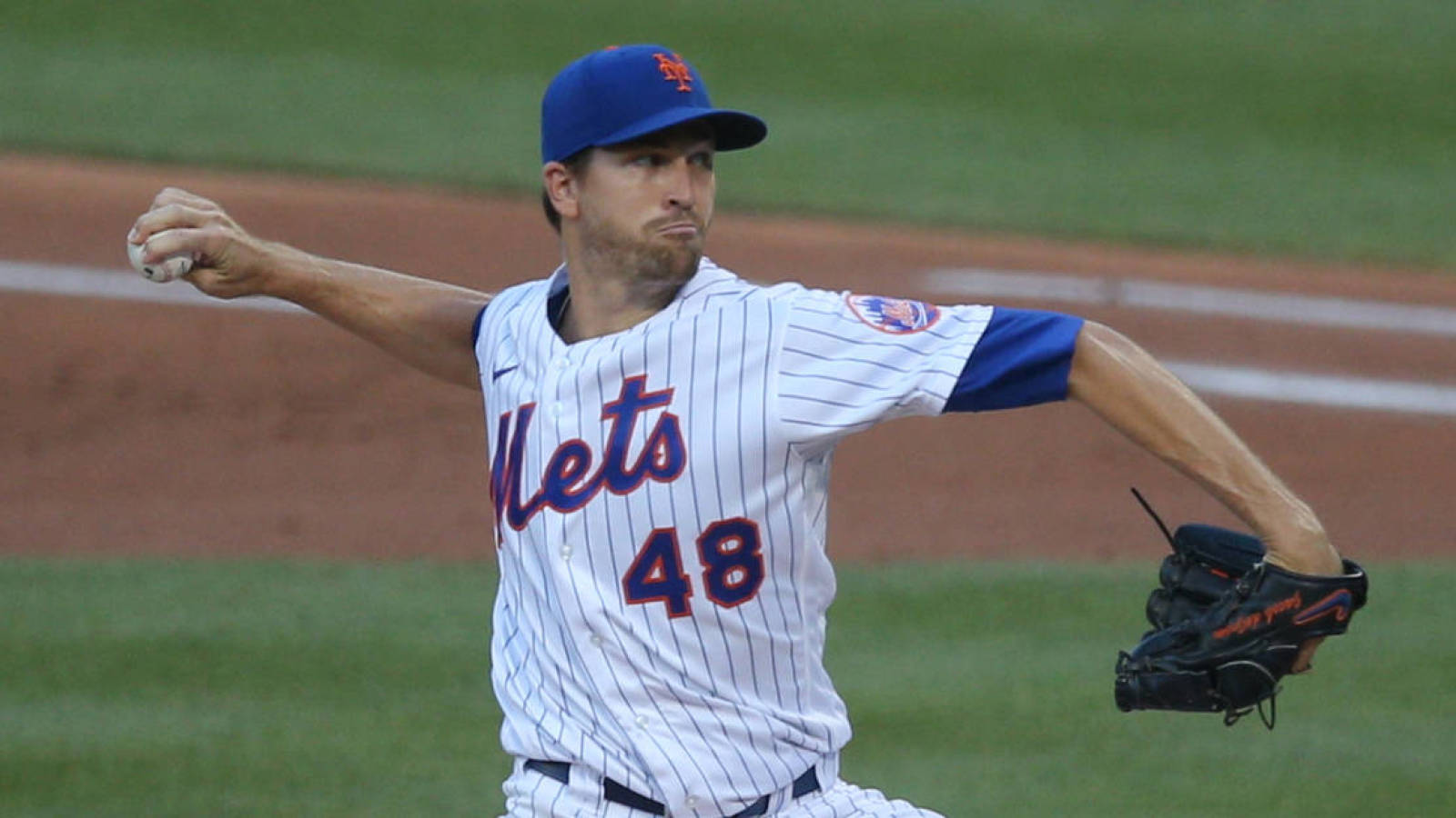 Mets' Jacob deGrom gets Opening Day nod for third straight year