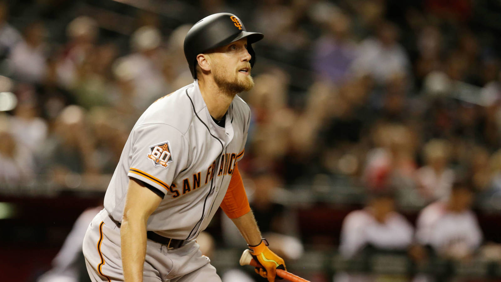 Hunter Pence Could Be On The Outs With San Francisco
