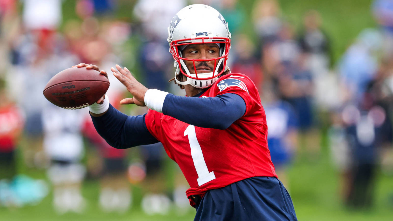 According to reports, the Patriots are dissatisfied with Cam Newton's handling of the COVID process.