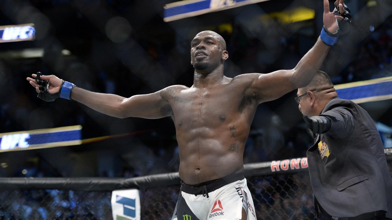 Jon Jones flagged for a second failed doping test: UFC