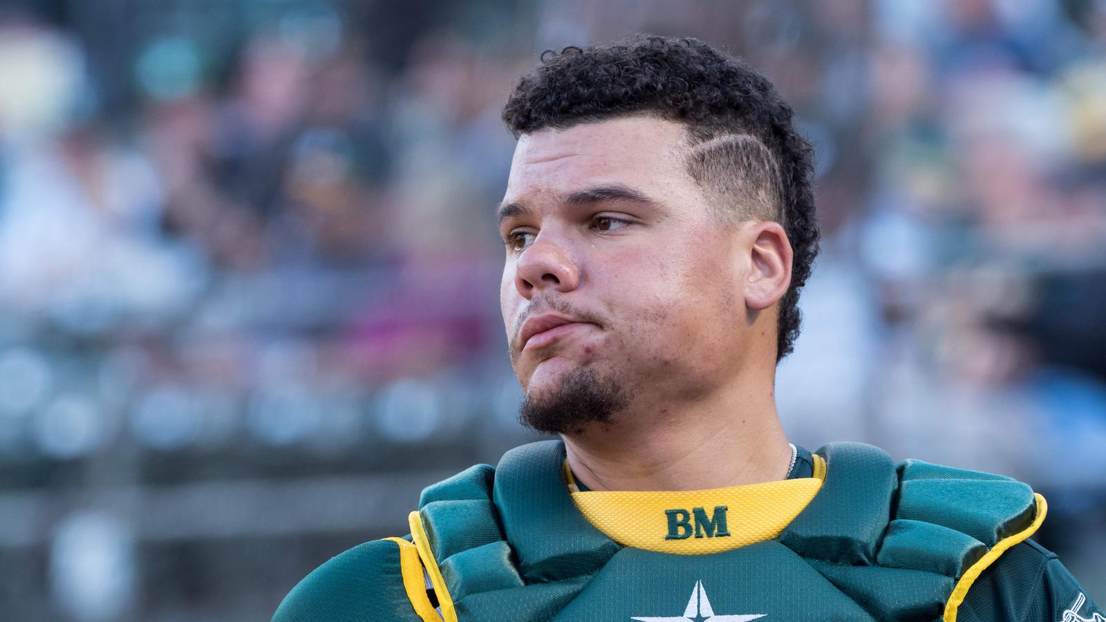 A's Maxwell reaches plea deal and awaits Major League Baseball  decision on discipline