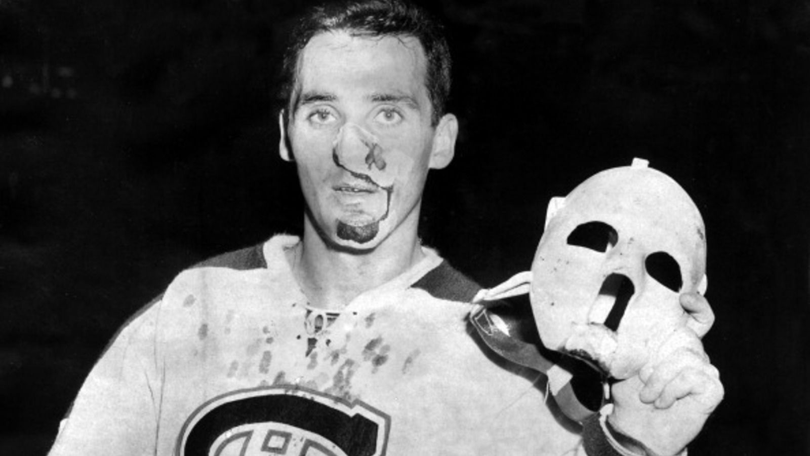 Jacques Plante: The Aesthetic: Goalie Masks Move From Pure Protection To