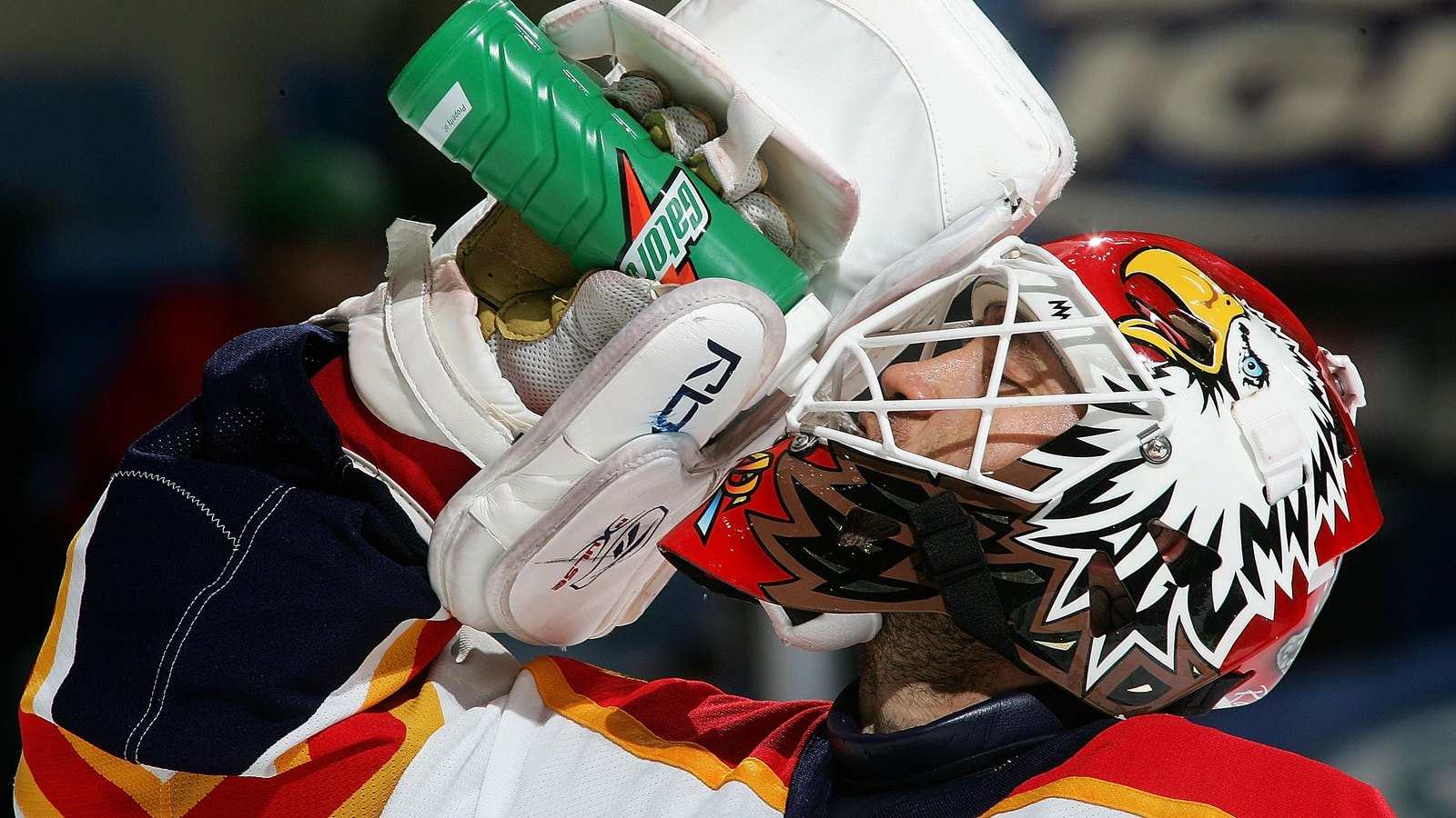 The Aesthetic Goalie Masks Move From Pure Protection To Protective