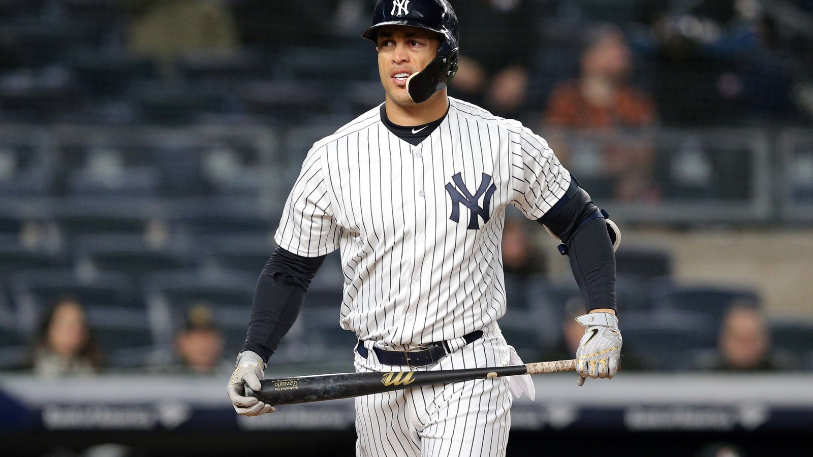 Image result for 2018 yankees striking out at plate