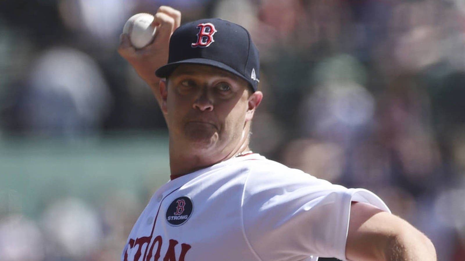 Red Sox Release Statement On Steven Wright's 15-Game Suspension