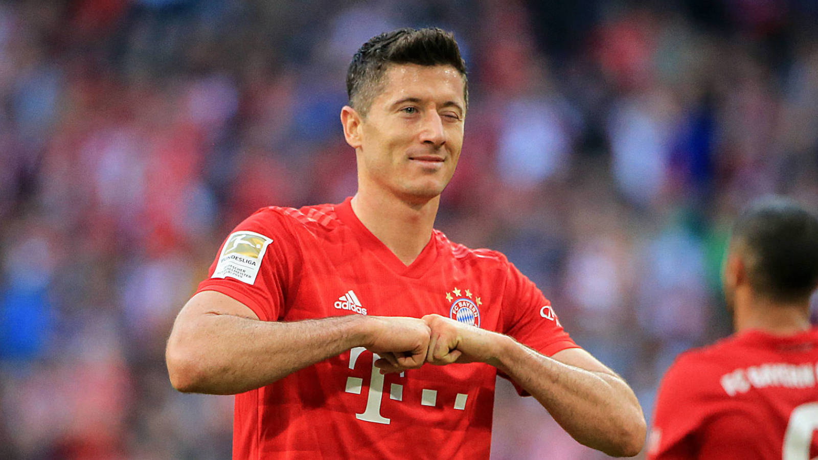 The Ballon D'Or & aging strikers: Robert Lewandowski accepts his place