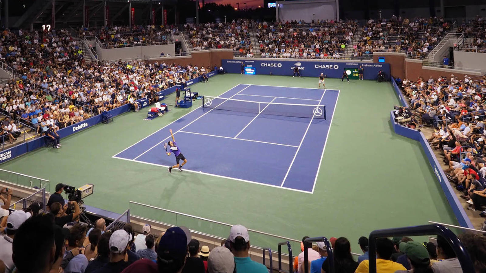 U.S. Open director admits tennis tournament could be canceled